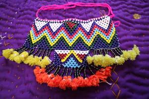 Kalbelia Gypsy Handmade Beads Necklace