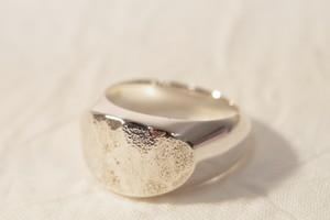 【即納】12号 純銀製(Sv9999)dakon-ring(WIDE)