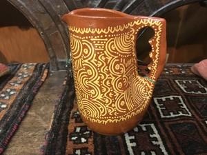 スペイン 陶器 ピッチャー