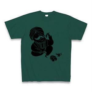 黒いインド人のおっちゃん(green)