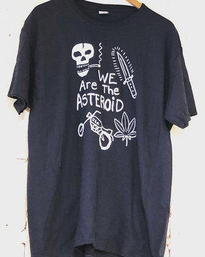 WE Are The Asteroid Tシャツ
