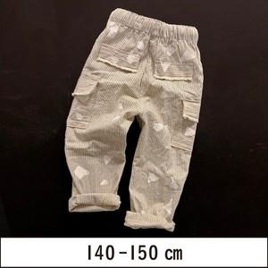 ウエストゴム カーゴパンツ 140-150