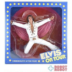 NECA エルヴィス・プレスリー Live in '72 7インチ アクションフィギュア