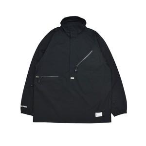 SCM CORDURA Anorak Jacket / BLACK