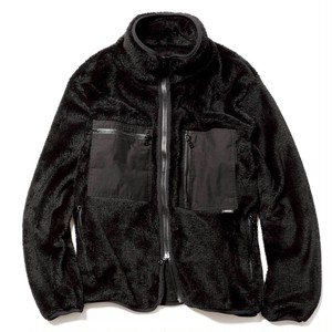SOPHNET. POLARTEC FLEECE BLOUSON