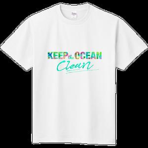 KEEP the OCEAN Tシャツ