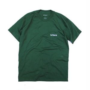 EN PLEIN AIR / CORE LOGO TEE -HUNTER GREEN-