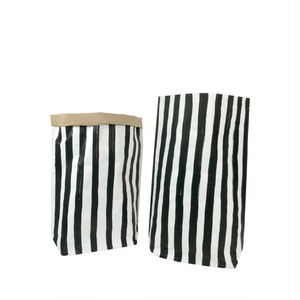 Vertical stripes - Paper bag 70cm