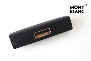 モンブラン|MONTBLANC|サルトリアル|1本差しペンケース|Sartorial Pen Pouch Lady|ブラック
