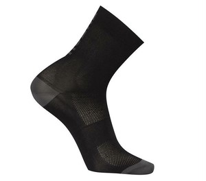 7MESH WORD SOCKS / BLACK / CLOUD