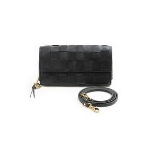 メッシュウォレットバッグ(Intrecciato Wallet Bag / C043DN)