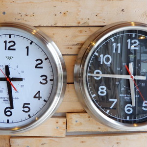 Wall Clock Bristol S-30 全2種