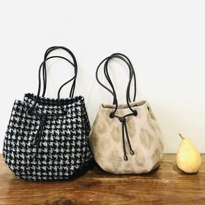 【ポワールバッグ】生地付きキット2種
