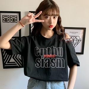 【トップス】売れ切れ必至 ファッション 半袖プリント Tシャツ28286646