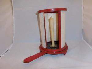 ぼんぼり手蜀 Bonbori candleholder