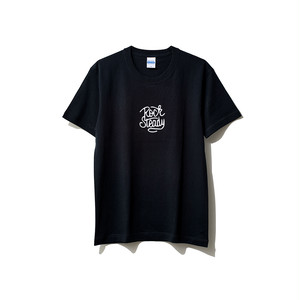 hntbk2028 Maskita Laba ROCK STEADY TシャツBLACK