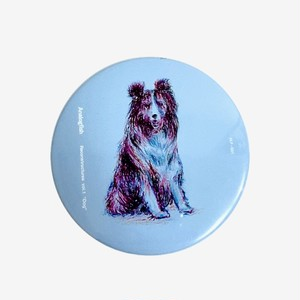 """Reconstructures vol.1 """"Dog"""" 缶バッジ"""