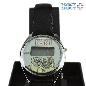 ROTJ イウォーク LCD腕時計 ケース入 未使用