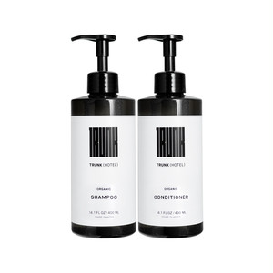 【SET】TRUNK Organic Shampoo & Conditioner