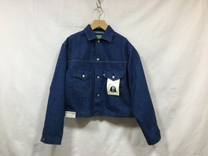 "WESTOVERALLS "" 857B 3RD DENIM JACKET "" ONE WASH"