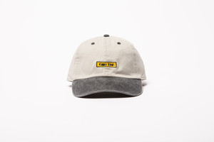 CHILL TIME 2TONE 6 PANEL CAP
