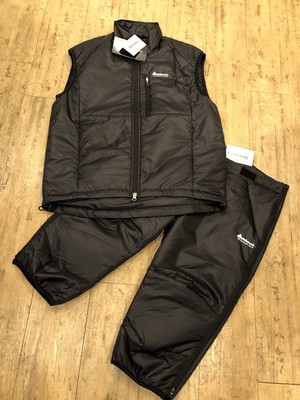 MOUNTAIN SURF EQUIPMENT THINSULATE MIDDLE LAYER 上下SET