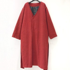 keisukeyoneda wa gown coat  red×black
