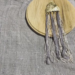 Jelly Fish Piace -GRAY-