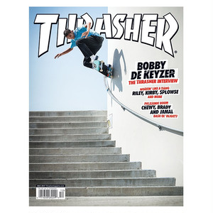 THRASHER - December 2017. Issue 449