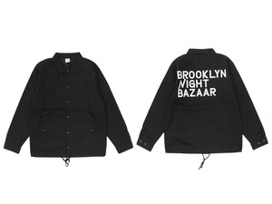 BNB Full Logo T/C Coach Jacket