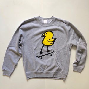 KILLY BIRD FILL-IN CREW NECK SWEAT