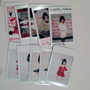 チェキ(くまうま/ 2014年4月) #CH00101