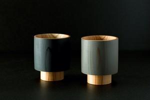 FUQUGI 「TRUNK」カップ (colorブラック)