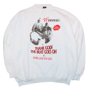 """The Whispers"" Vintage Sweat Used"