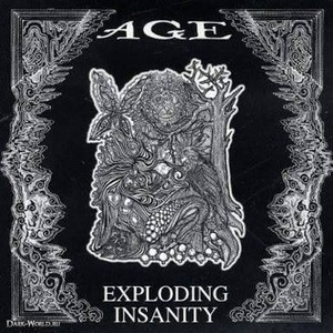 【USED】A.G.E / EXPLODING INSANITY