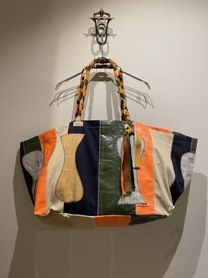 KHOKI 21ss Souvenir IKE○ bag ORANGE コッキ バッグ オレンジ