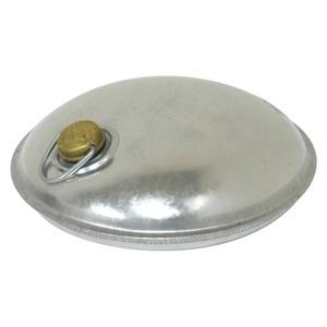 トタン製湯たんぽ Miniまる(シルバー)