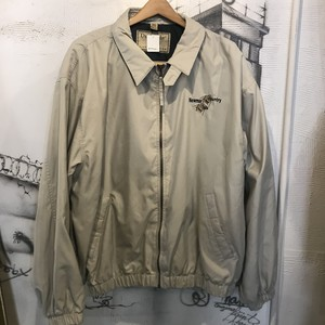 polyester swing top jacket