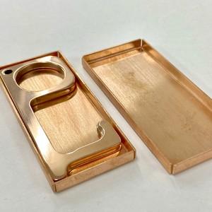 ドアオープナー専用ケース(銅・真鍮)