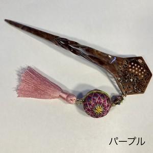 【限定】Atelier myumyu コラボ アクリルかんざし