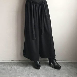 Wide pants 【AS SUPERSONIC】