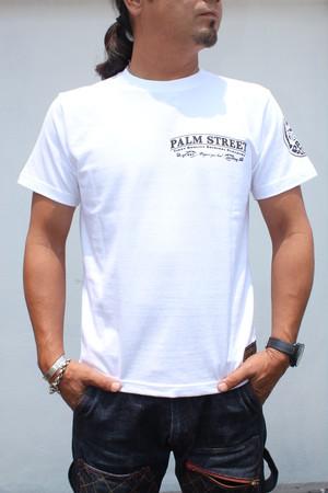 パームストリートオリジナルT-シャツ(ホワイト)