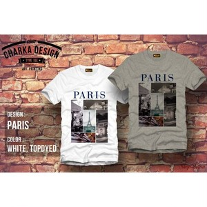 Paris Art Printing T-Shirts