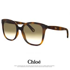 クロエ サングラス CE766S 218 アジアンフィット chloe ce766s Lサイズ ビックレンズ スクエア ウェリントン