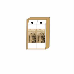 【GIFT】箱2本入アイスリキッドコーヒー