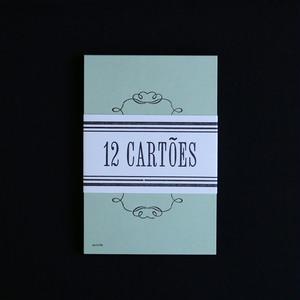Serrote 12 cartões