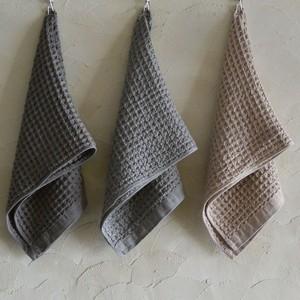 BRERA(ブレラ)  M「糸が織りなす、ふっくらワッフル」今治産タオル