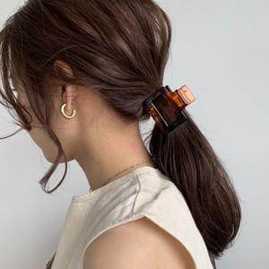 Unique hair clip