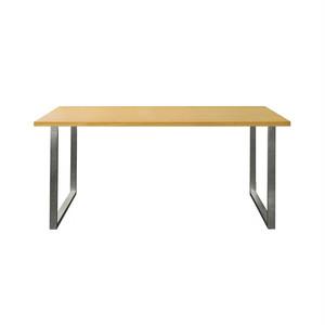 ミーシック ダイニングテーブル オーク 1600