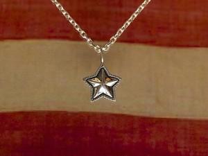 Hybrid Star Necklace
